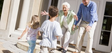 Grandparents' Rights After Divorce